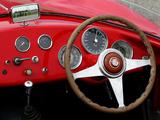Photos of Alfa Romeo 2000 Sportiva Spider 1366 (1954)