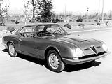 Photos of Alfa Romeo 2600 Sprint HS 106 (1963)