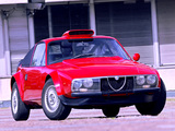 Photos of Alfa Romeo GT 2000 Junior Z Periscopica 116 (1972)