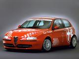 Photos of Alfa Romeo 147 Super Produzione Concept SE087 (2000)