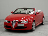 Photos of Alfa Romeo GT Cabrio Prototype 937 (2003)