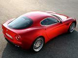 Photos of Alfa Romeo 8C Competizione Prototype (2006)