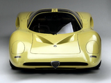 Photos of Alfa Romeo Tipo 33/2 Coupe Speciale (1969)