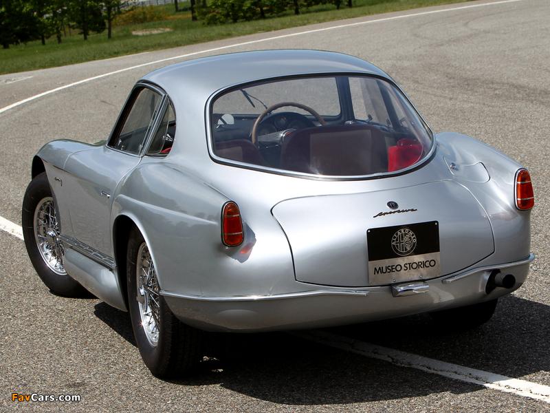 Pictures of Alfa Romeo 2000 Sportiva Coupe 1366 (1954) (800 x 600)
