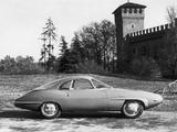Pictures of Alfa Romeo Giulietta Sprint Speciale Prototipo 750 (1957)