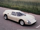 Pictures of Alfa Romeo Scarabeo Rielaborata by OSI (1967)