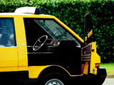 Pictures of Alfa Romeo New York Taxi Concept (1976)