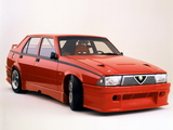 Pictures of Alfa Romeo 75 1.8 Turbo TCC Prototipo 162B (1987)