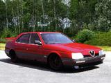 Pictures of Alfa Romeo 164 Pro-Car SE046 (1988)