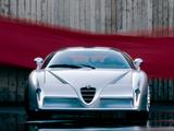 Pictures of Alfa Romeo Scighera (1997)
