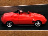 Pictures of Alfa Romeo Spider Monoposto Concept 916 (1998)