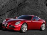 Pictures of Alfa Romeo 8C Competizione Concept (2003)