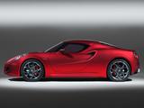 Pictures of Alfa Romeo 4C Concept 970 (2011)