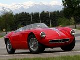 Alfa Romeo 2000 Sportiva Spider 1366 (1954) wallpapers
