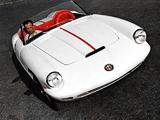 Alfa Romeo 6C 3000 CM Spider Super Sport Super Flow III 1361 (1959) wallpapers