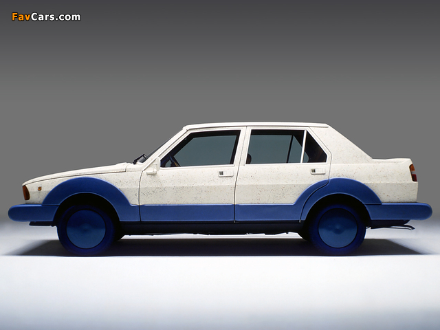 Alfa Romeo Alfasud Sprint 6C Prototype 1 902 (1982) wallpapers (640 x 480)