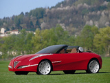 Fioravanti Alfa Romeo Vola Concept (2001) wallpapers