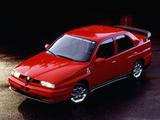 Alfa Romeo 155 TI.Z Sperimentazione Strada 167 (1993) wallpapers