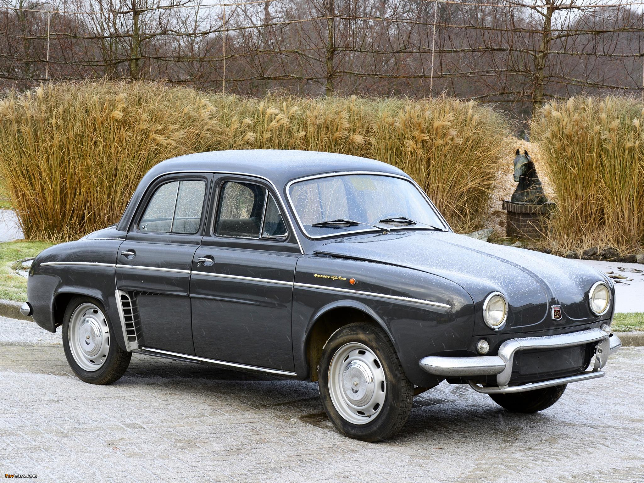 Alfa Romeo Ondine 109 (1960–1963) photos (2048 x 1536)