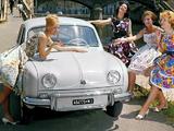 Alfa Romeo Dauphine 109 (1959–1966) wallpapers