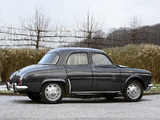 Alfa Romeo Ondine 109 (1960–1963) wallpapers