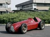 Alfa Romeo Tipo 159 Alfetta (1951) pictures