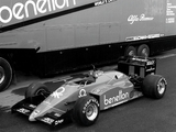 Images of Alfa Romeo 185T (1985)