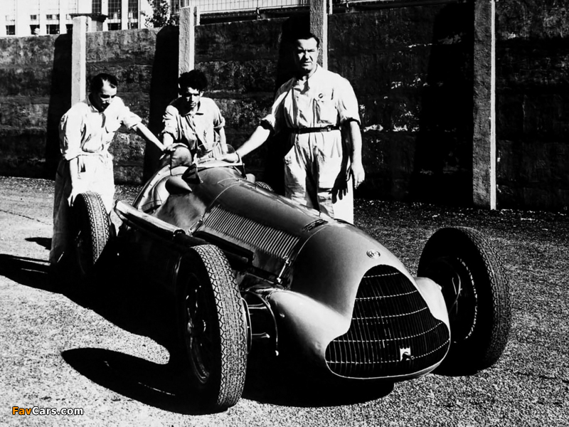 Photos of Alfa Romeo Tipo 158/47 Alfetta (1947–1950) (800 x 600)