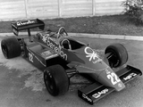 Pictures of Alfa Romeo 184T (1984)