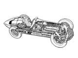 Pictures of Alfa Romeo Tipo 158/47 Alfetta (1947–1950)