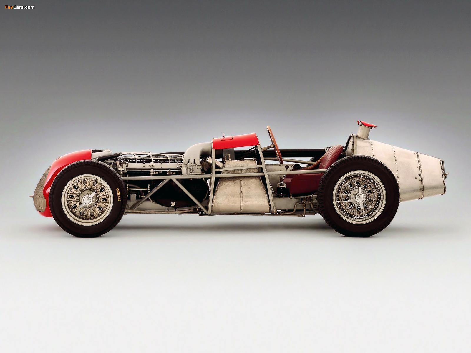Pictures of Alfa Romeo Tipo 159 Alfetta (1951) (1600 x 1200)