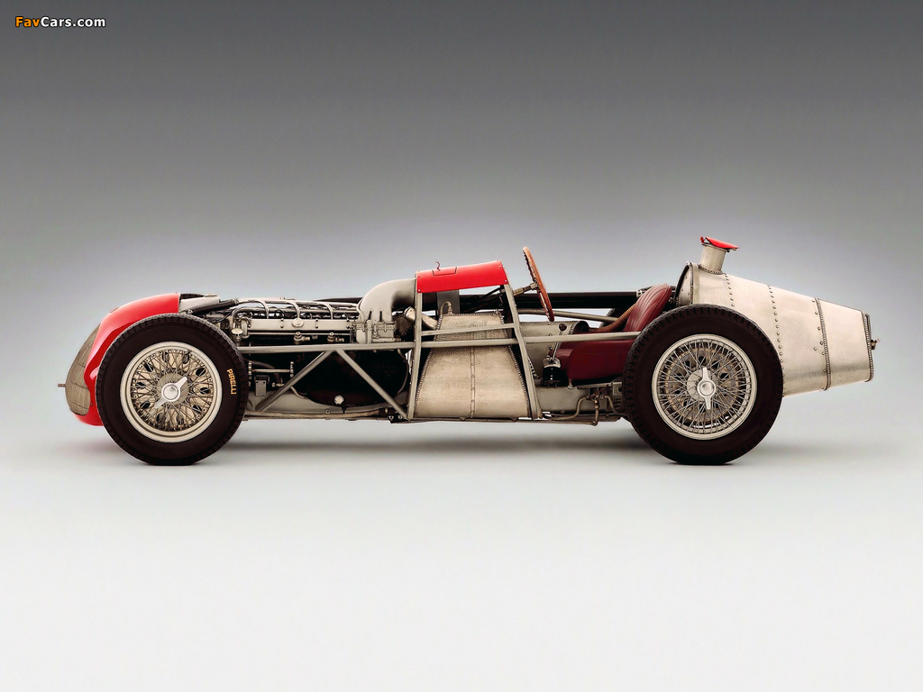 Pictures of Alfa Romeo Tipo 159 Alfetta (1951) (1024 x 768)