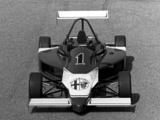 Alfa Romeo Formula Boxer (1987–1991) pictures