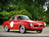 Alfa Romeo Giulia 1600 Sprint Speciale Corsa 101 (1964) photos