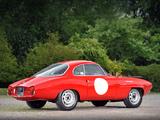 Alfa Romeo Giulia 1600 Sprint Speciale Corsa 101 (1964) pictures