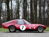 Alfa Romeo Giulia TZ Berlinetta Prototipo 105 (1965) images