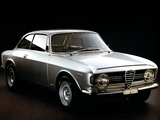 Alfa Romeo Giulia Sprint GT Veloce 105 (1965–1968) photos