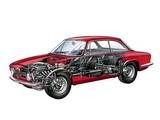 Alfa Romeo Giulia Sprint GT Veloce 105 (1965–1968) pictures