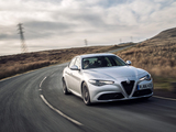 Alfa Romeo Giulia Q2 UK-spec (952) 2016 images