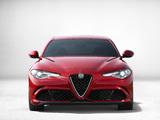 Alfa Romeo Giulia Quadrifoglio (952) 2016 pictures