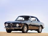 Alfa Romeo Giulia GTС 105 (1964–1966) images