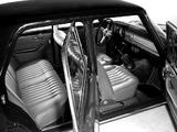 Alfa Romeo Giulia Super 105 (1965–1967) photos