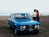 Alfa Romeo Giulia Super 1300 115 (1974–1977) wallpapers