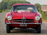 Images of Alfa Romeo Giulia 1600 Sprint Speciale 101 (1962–1965)