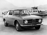 Images of Alfa Romeo Giulia Sprint GT Veloce 105 (1965–1968)