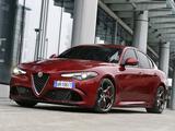 Images of Alfa Romeo Giulia Quadrifoglio (952) 2016