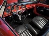 Images of Alfa Romeo Giulia 1600 Spider 101 (1962–1965)