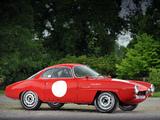 Photos of Alfa Romeo Giulia 1600 Sprint Speciale Corsa 101 (1964)