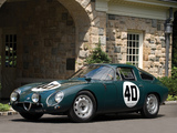 Pictures of Alfa Romeo Giulia TZ 105 (1963–1967)