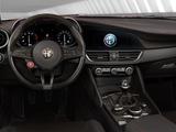 Pictures of Alfa Romeo Giulia Quadrifoglio US-spec (952) 2016